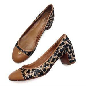 Tory Burch | Ethel Leopard Cheetah Pump